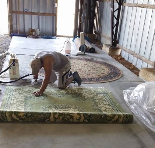 rug cleaning in Rocky Mount